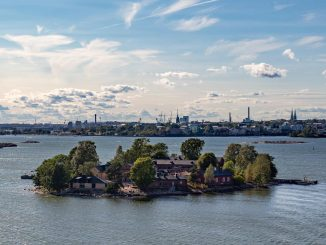 Helsinki Finland local guide