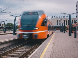 Tallinn and Helsinki 20-minutes train